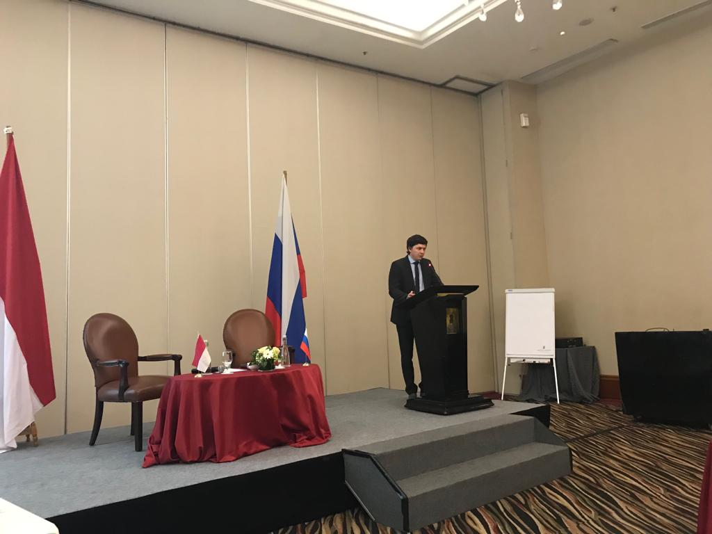 Липецкая делегация принимает участие в бизнес-миссии ТПП РФ в Индонезию